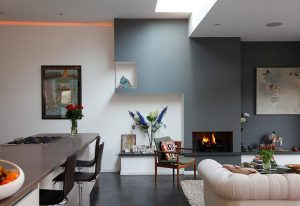 Light-Blue-Accent-Wall-Living-Room